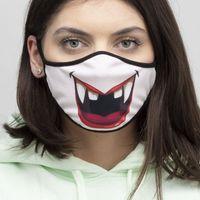 Mascherina Facciale Personalizzata