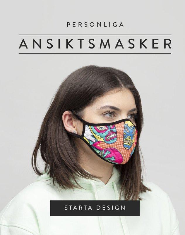 Personliga Ansiktsmasker