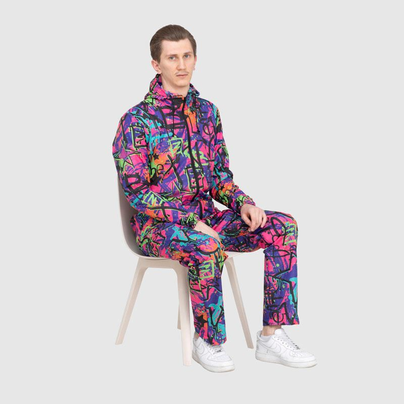 fashionable hazmat suit
