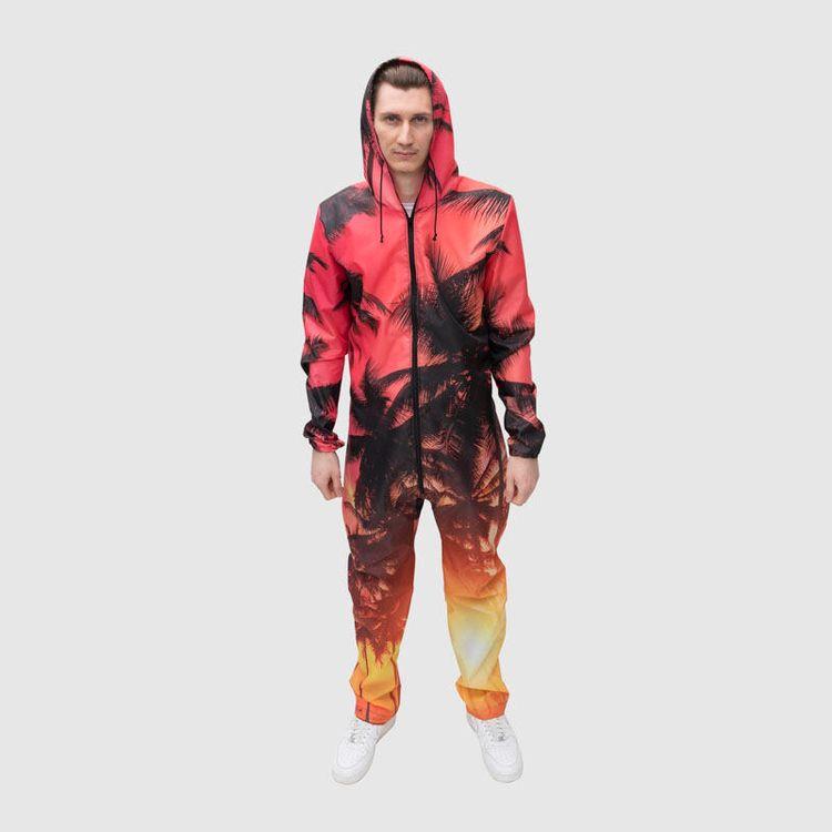 ファッション防護服