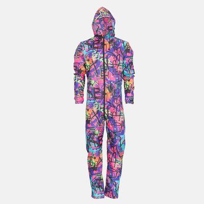 Custom fashion hazmat suit