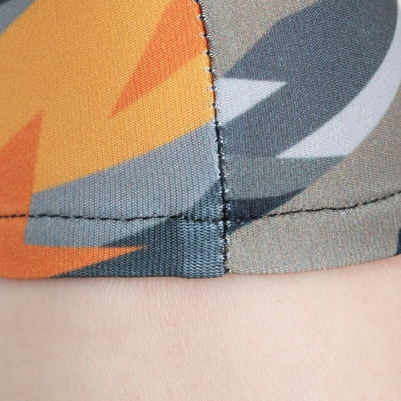 Schutzhandschuhe Detail Saum