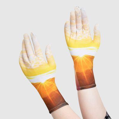 gepersonaliseerde dameshandschoenen