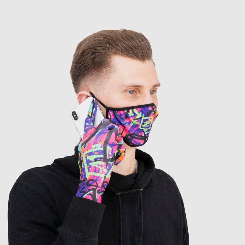 guantes mujer hombre mascarilla personalizado online