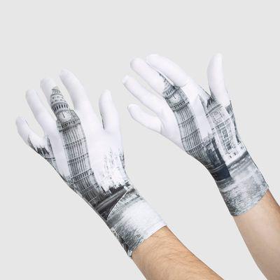 personalised mens gloves
