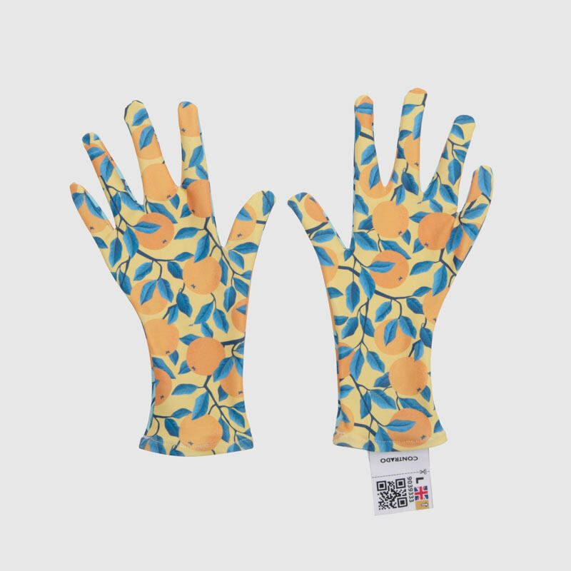 Damen Herren Schutz Handschuhe bedrucken