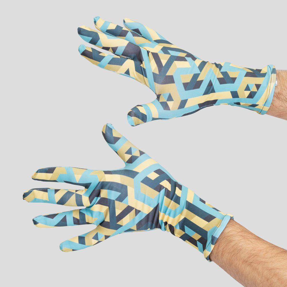 Custom gloves for him