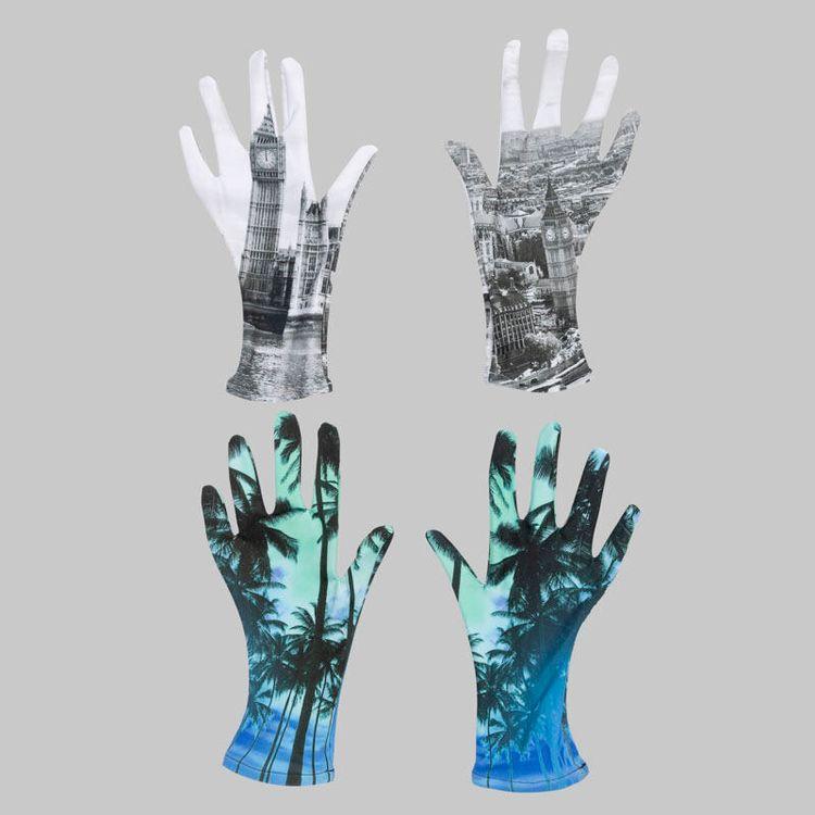 personliga handskar för män och kvinnor