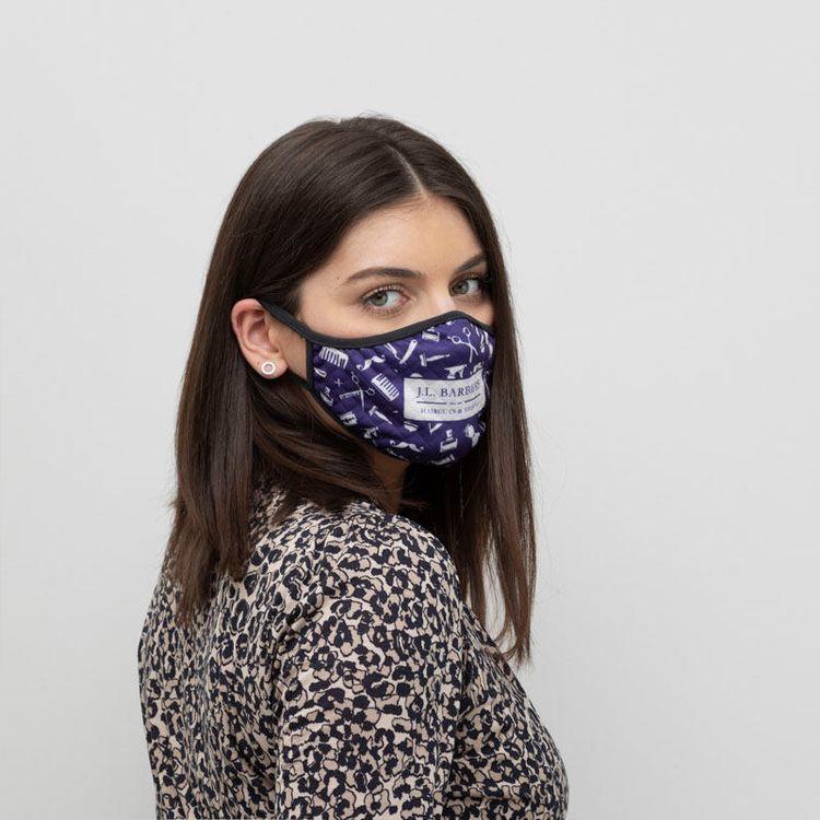布マスク オリジナル デザイン