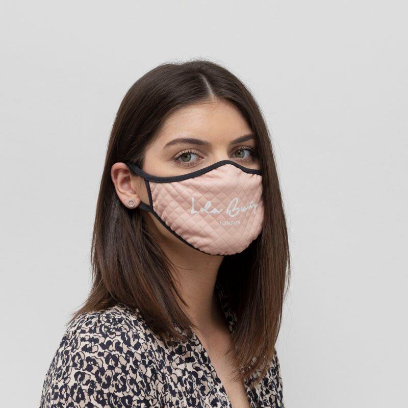 custom face mask with logo