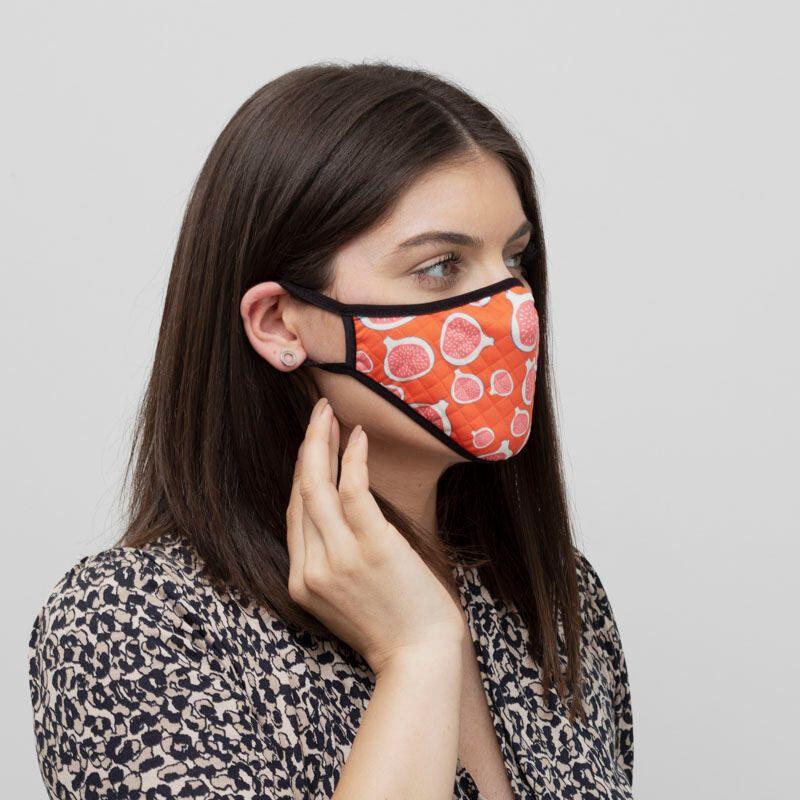 custom masks four pack