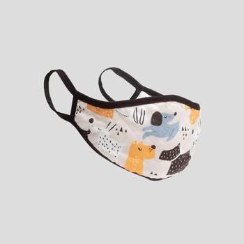 custom printed mouth mask