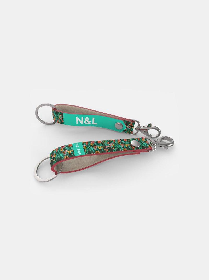 custom printed keychains