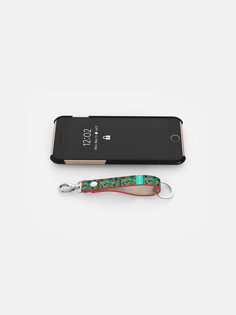 custom printed keychain