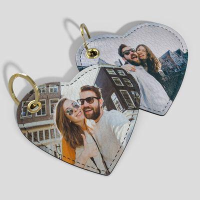 Premium Schlüsselanhänger mit Foto bedrucken