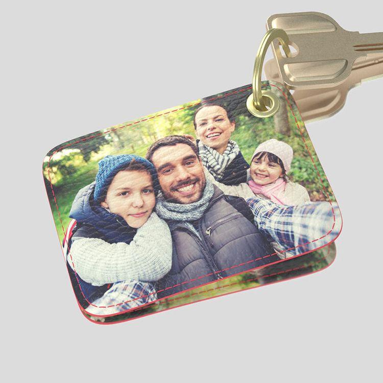 personliga designer nyckelringar