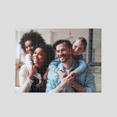 puzzles personalizado foto regalo