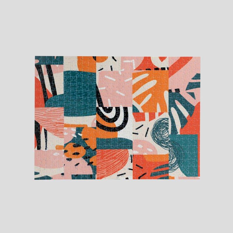 custom 500 piece puzzle