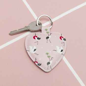 Herz Schlüsselanhänger mit Bild