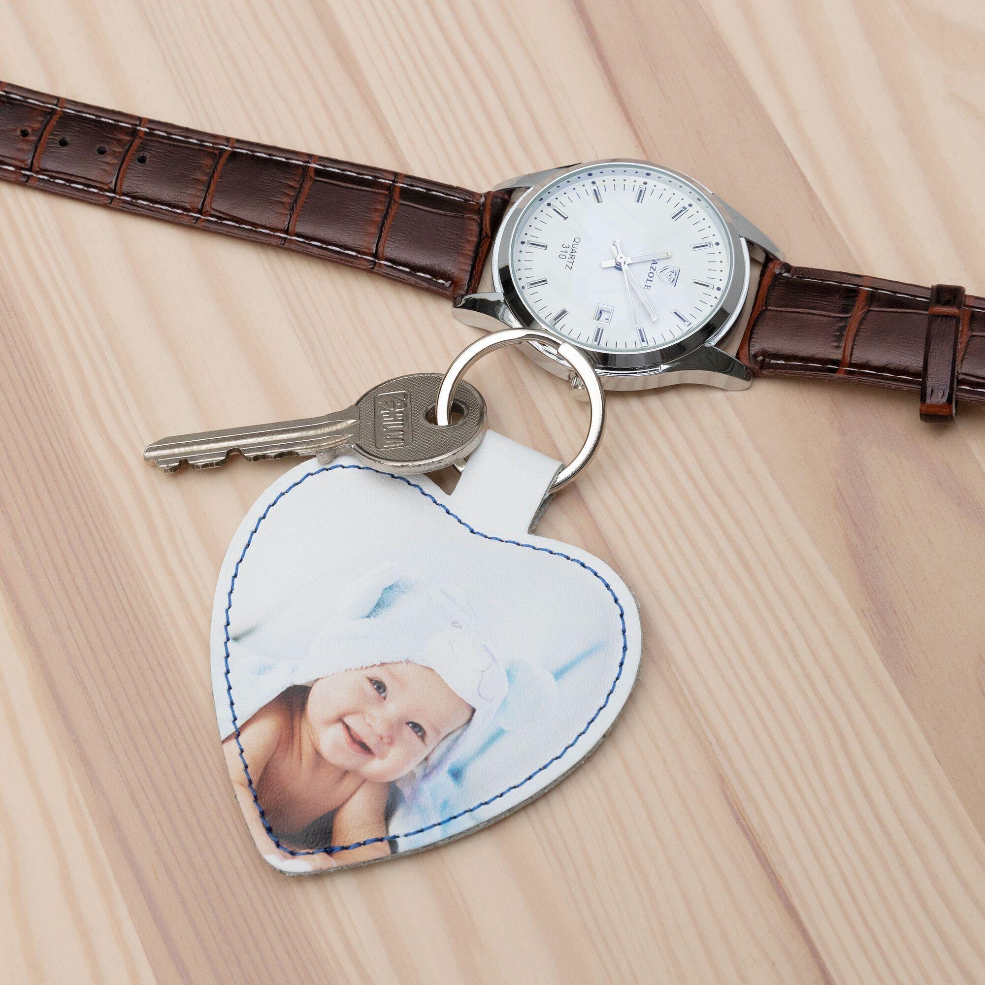 ontwerp jouw eigen sleutelhanger