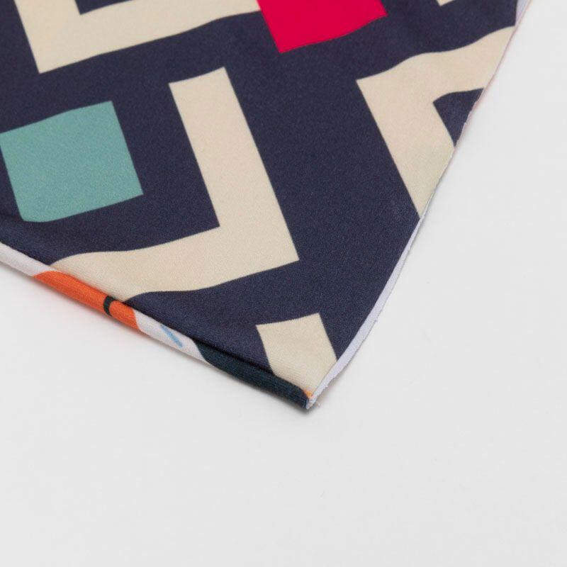 stampa sciarpa ad anello con i tuoi disegni