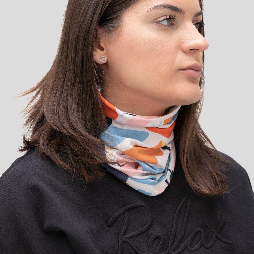 Custom neck tube
