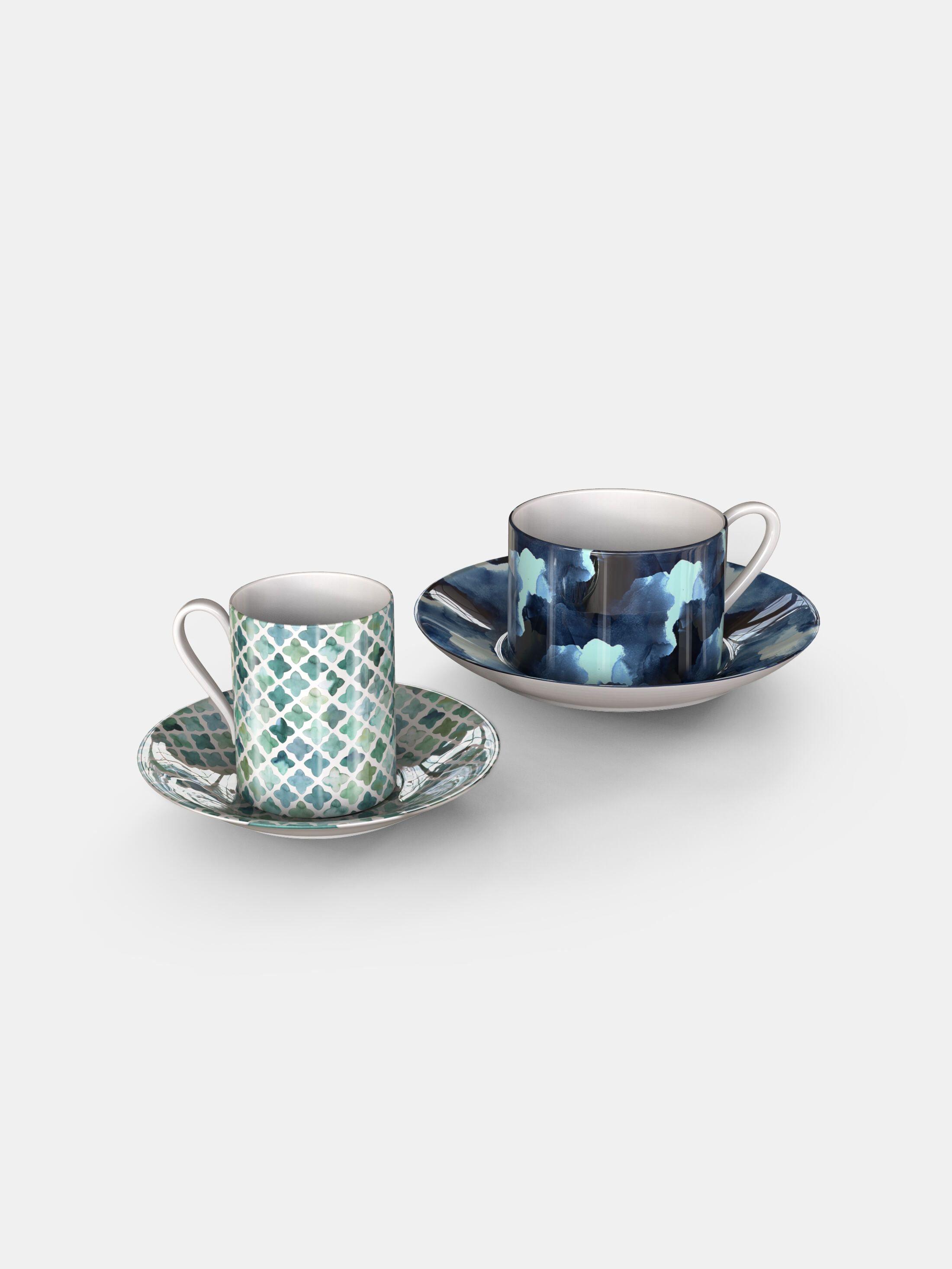 design your own espresso cup