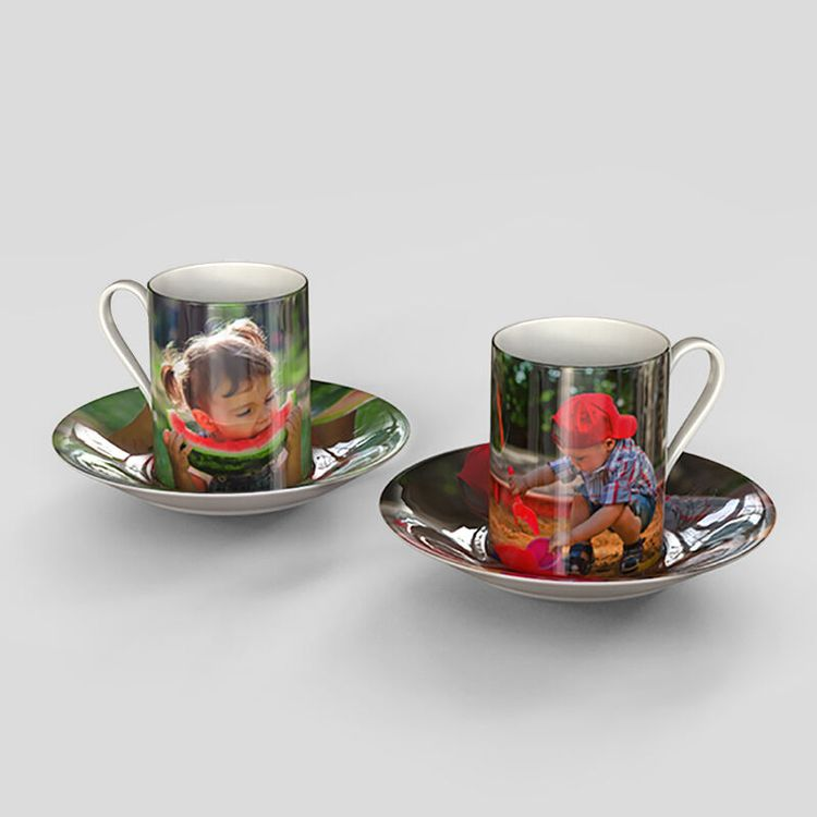 personalised espresso cups