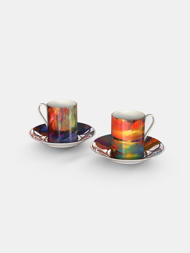 custom espresso cup
