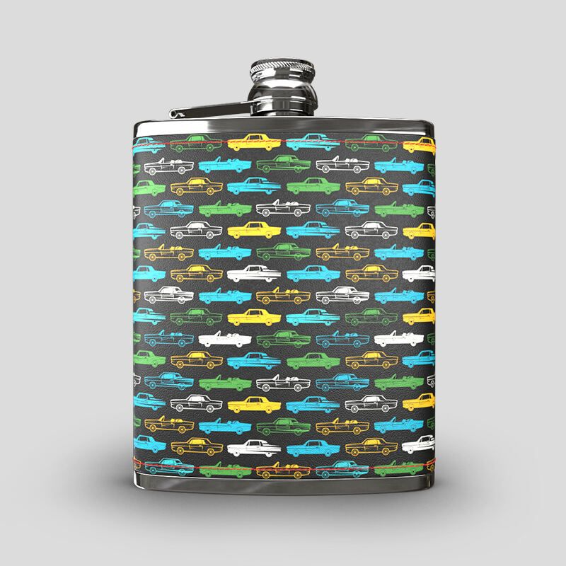 design your own hip flasks