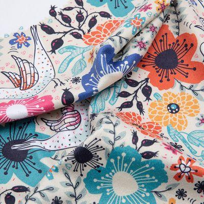 personalised cushion fabric
