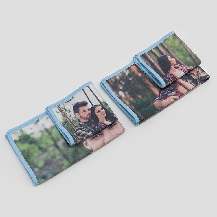Set di Asciugamani Personalizzati