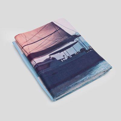 ビーチタオル 印刷