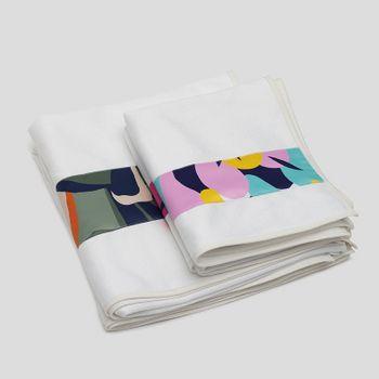 Frottee Handtuch