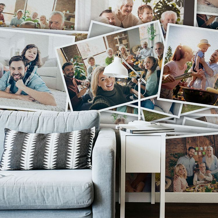 custom wallpaper montage