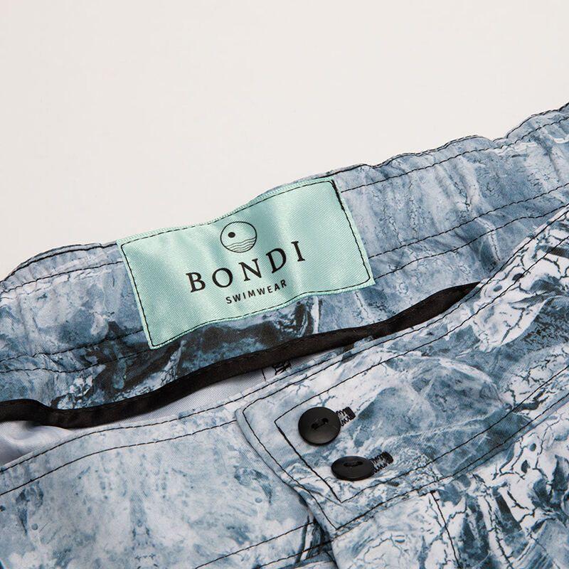 100 200 Size M Medium Clothing Garment Woven Printed Satin Fabric Labels UK Made