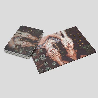 Fotopuzzle (100 Teile)