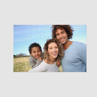1000 piece photo puzzle