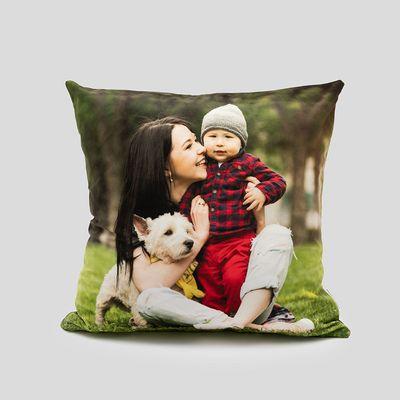gepersonaliseerde foto kussens