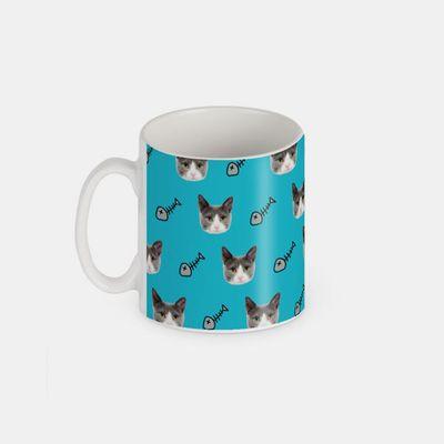 Tazze mug personalizzate con faccia