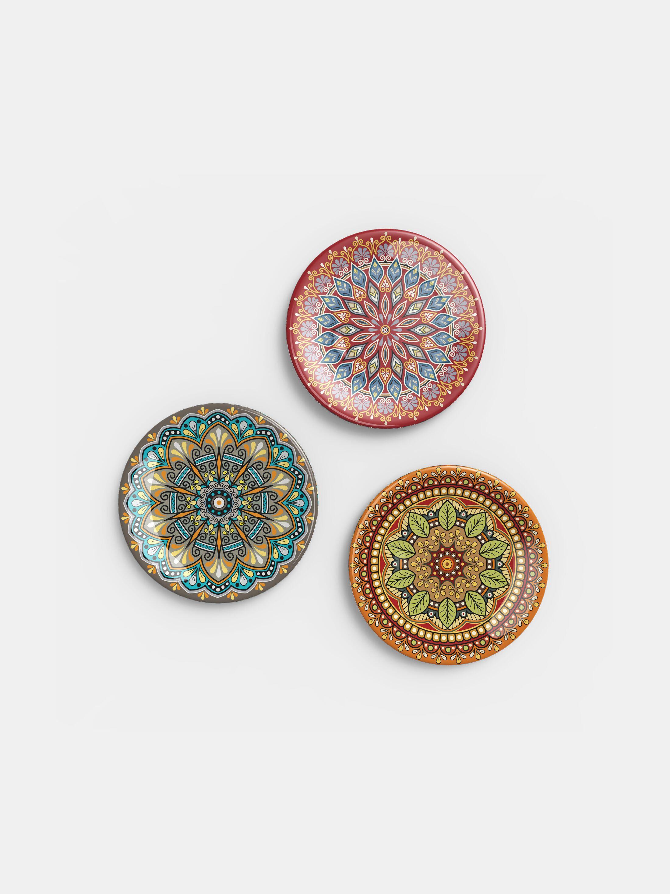 piatti in ceramica con stampa personalizzata