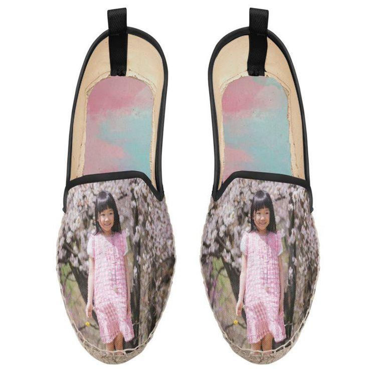 custom espadrille loafers