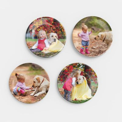 Piatto in ceramica personalizzato
