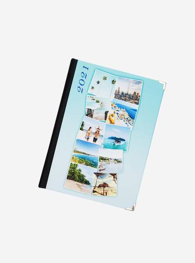 オリジナルスケジュール帳