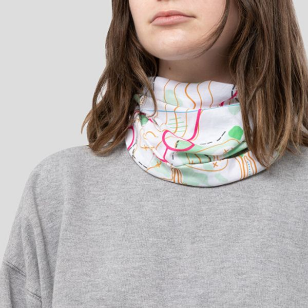 custom neck warmers uk