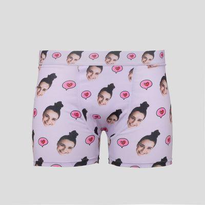 Personalized Boxer Shorts