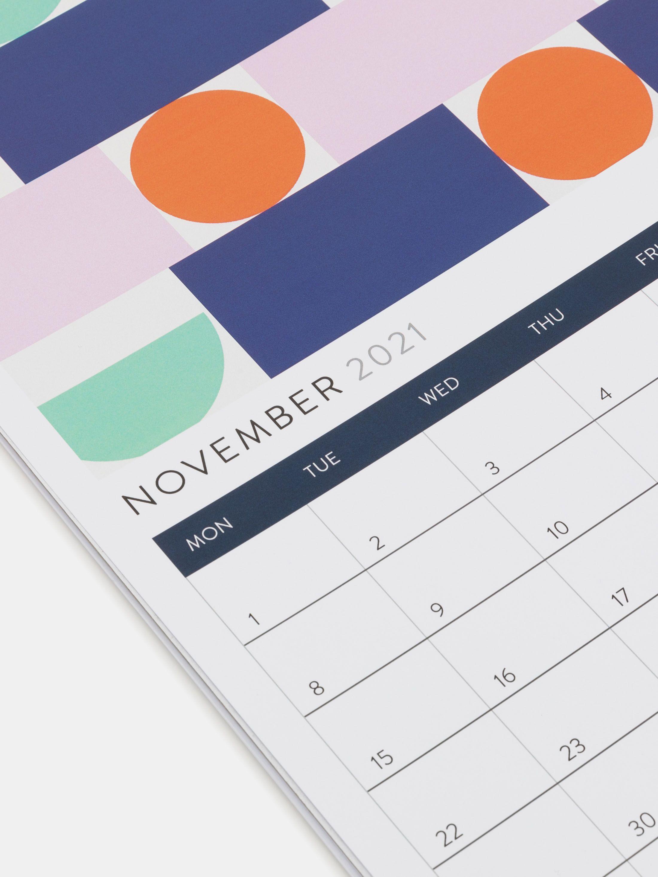 calendrier imprimable personnalisé