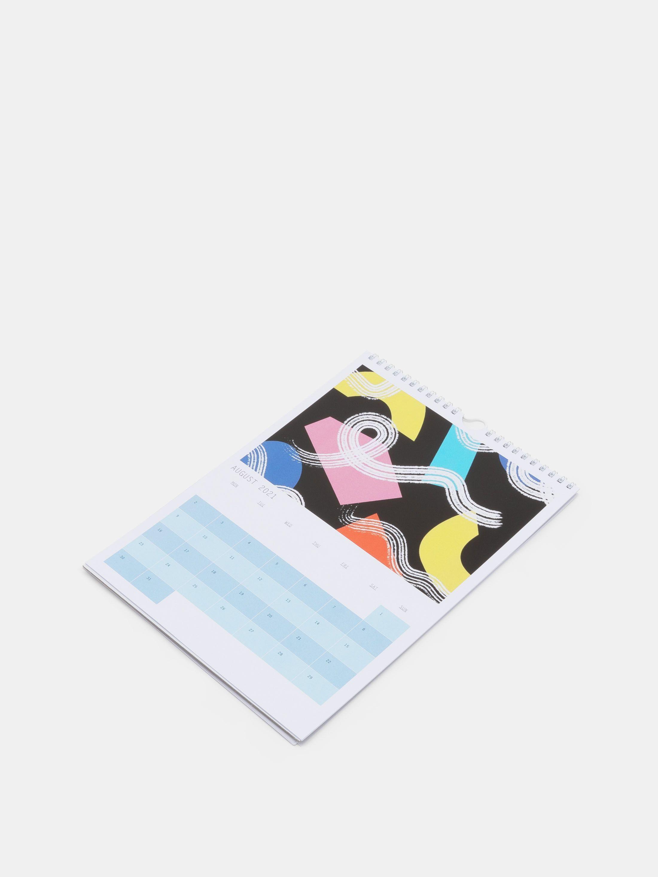 customised calendar printing