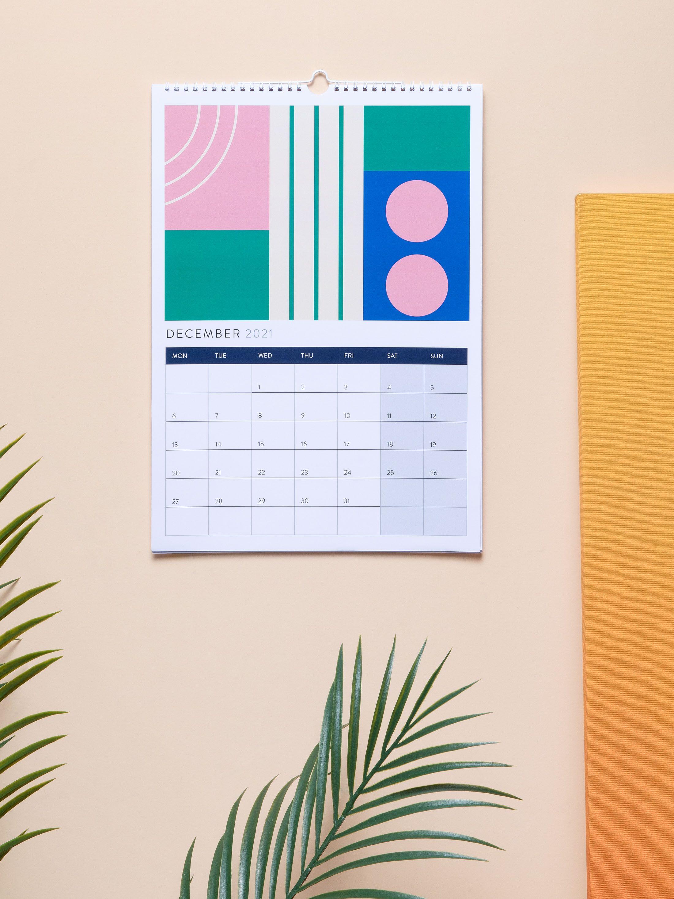 Fotos auf Kalender drucken