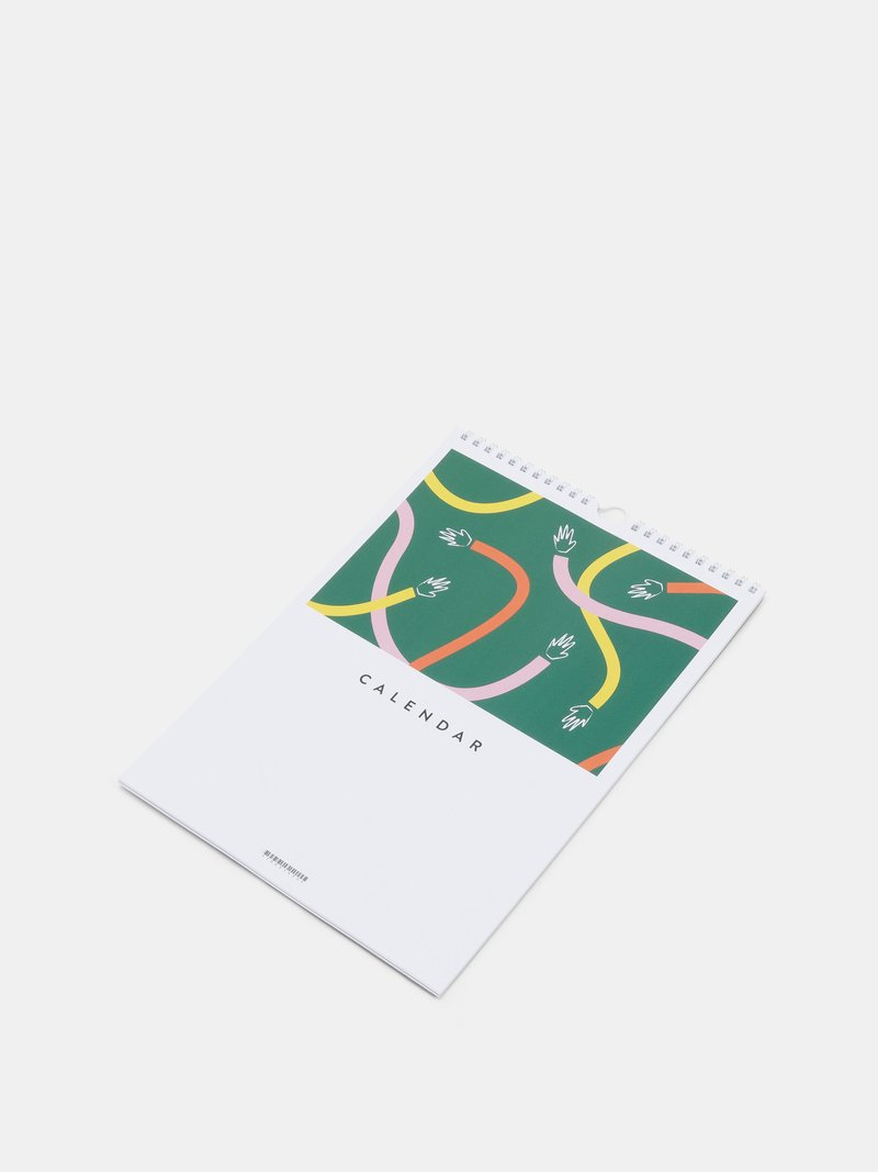 Kalender mit Grafiken bedrucken